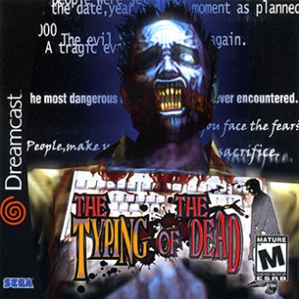 the Typing of the Dead Front Cover